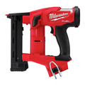 Milwaukee 2749-20 M18 FUEL Lithium-Ion 18 Gauge 1/4 in. Cordless Narrow Crown Stapler (Tool Only) image number 0