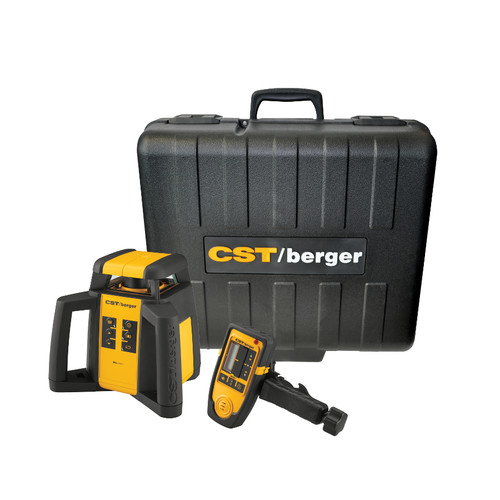 Factory Reconditioned CST/berger RL25H-RT Horizontal plus/- 5 Degrees Self-Leveling Rotary Laser