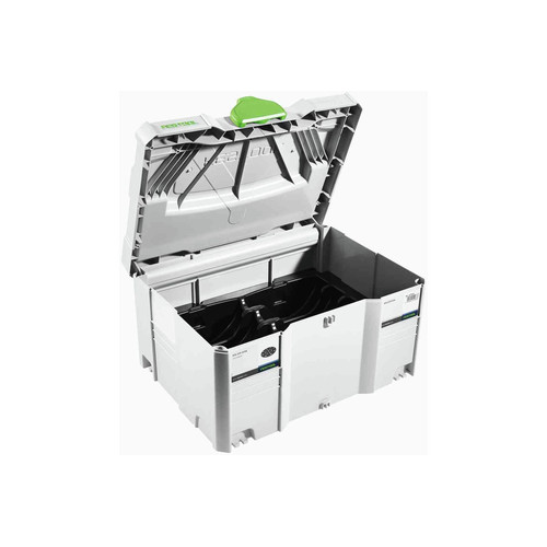 Festool SYS-STF D 150 Systainer with Insert for 6 in. Abrasives
