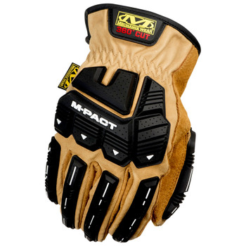 Mechanix Wear LDMP-C75-010 Durahide M-Pact Driver F9-360 Cut Gloves