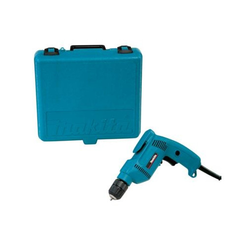 Factory Reconditioned Makita 6408K-R 3/8 in. Variable Speed Drill with Case image number 0