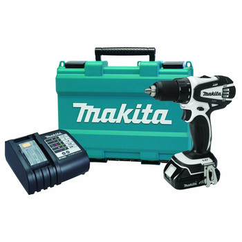 Factory Reconditioned Makita XFD01WSP-R 18V LXT Lithium-Ion Compact 1/2 in. Cordless Drill Driver Kit (1.5 Ah) image number 0