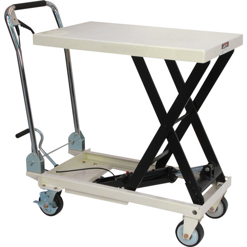 JET 140779 1,650 lb. SLT Series Scissor Lift Table image number 0