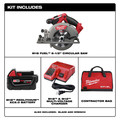 Milwaukee 2730-21 M18 FUEL Cordless 6-1/2 in. Circular Saw with REDLITHIUM Battery image number 1