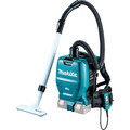 Makita XCV05Z 18V X2 BL LXT Lithium-Ion (36V) 1/2 Gallon HEPA Backpack Vacuum (Bare Tool)