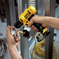 Factory Reconditioned Dewalt DCD710S2R 12V MAX Lithium-Ion 3/8 in. Cordless Drill Driver Kit with Keyless Chuck (1.5 Ah) image number 3