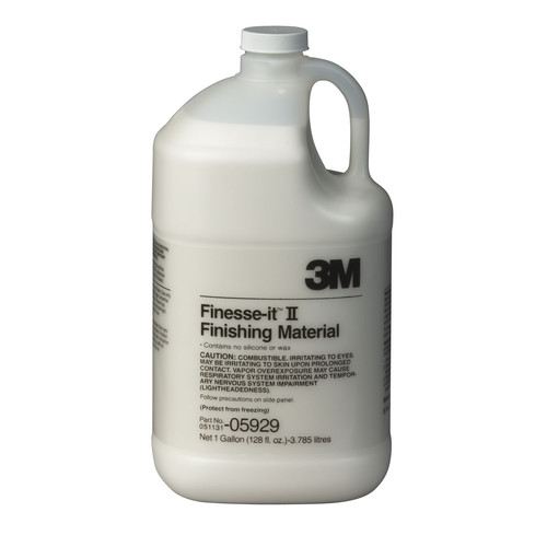3M 5929 Finesse-it II Finishing Material 1 Gallon image number 0