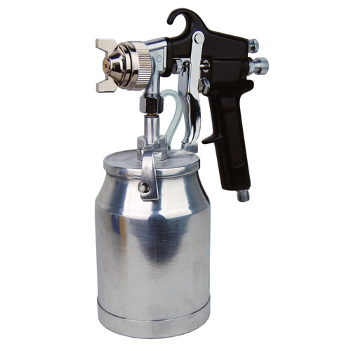 ATD 6810 1.8mm Suction Feed Spray Gun image number 0
