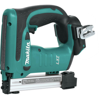 Makita XTS01Z 18V LXT Lithium-Ion 3/8 in. Crown Stapler (Tool Only)