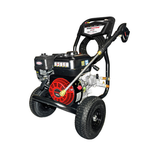 Simpson 61083 Clean Machine by SIMPSON 3400 PSI at 2.5 GPM SIMPSON Cold Water Residential Gas Pressure Washer image number 0