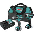 Makita CT232 12V max CXT 1.5 Ah Lithium-Ion 2-Piece Combo Kit image number 0