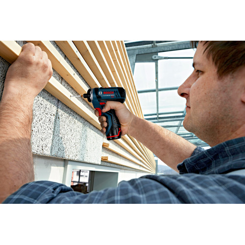 Bosch PS21-2A 12V Max Lithium-Ion 2-Speed 1/4 in. Cordless Pocket Driver Kit (2 Ah) image number 5