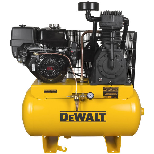 Dewalt DXCMH1393075 13 HP 30 Gallon 2-Stage Oil-Lube Truck Mount Air Compressor with Honda Engine