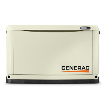 Generac 70391 Guardian Series 20/18 KW Air-Cooled Standby Generator with Wi-Fi, Aluminum Enclosure, 200SE (not CUL)