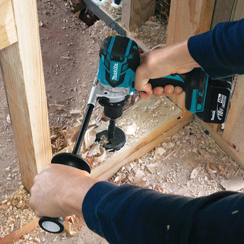 Makita XPH07Z 18V LXT Lithium-Ion Brushless 1/2 in. Cordless Hammer Drill Driver (Tool Only) image number 1