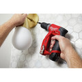 Milwaukee 2505-22 M12 FUEL Brushless Lithium-Ion 3/8 in. Cordless Installation Drill Driver Kit (2 Ah) image number 21