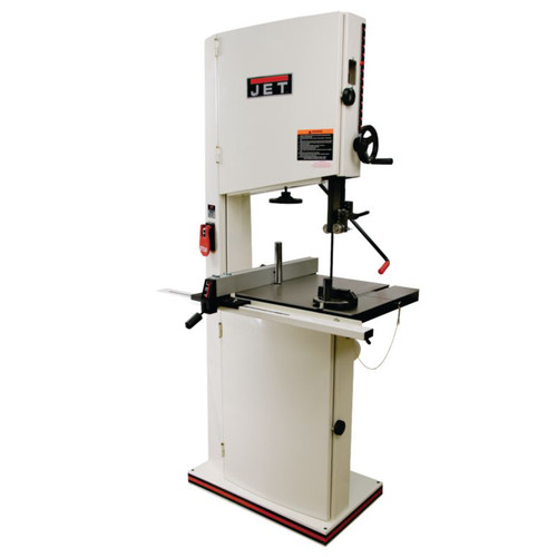 JET JWBS-18QT 18 in. Band Saw With Quick Tension1-3/4HP