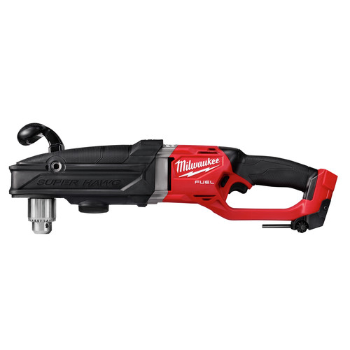 Milwaukee 2809-20 M18 FUEL SUPER HAWG Lithium-Ion 1/2 in. Cordless Right Angle Drill (Tool Only) image number 0