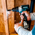 Factory Reconditioned Makita XPH07MB-R 18V LXT Lithium-Ion Brushless 1/2 in. Cordless Hammer Drill Driver Kit (4 Ah) image number 10