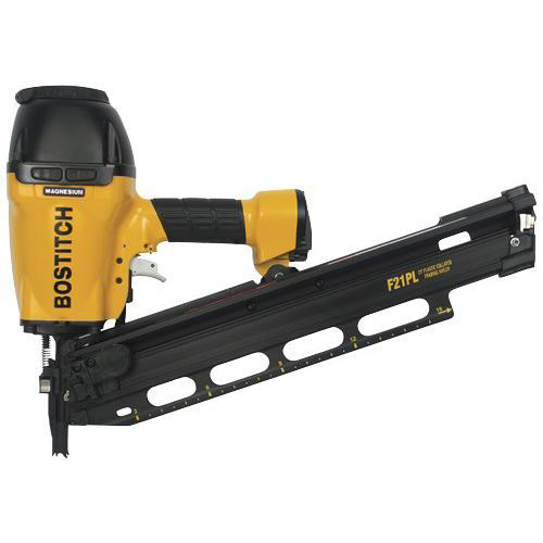 Factory Reconditioned Bostitch U/F21PL 21 Degree 3-1/2 in. Framing and Metal Connector Nailer