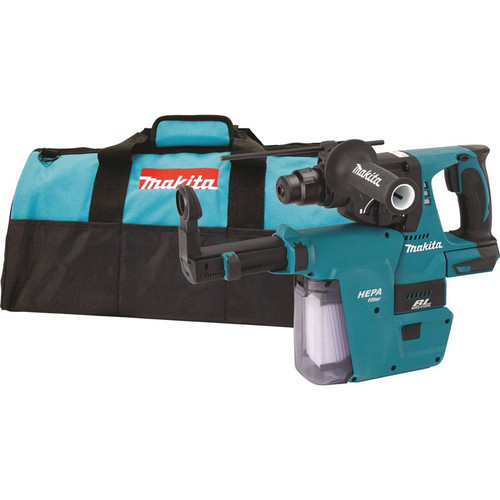Makita XRH01ZVX 18V LXT Cordless Lithium-Ion Brushless 1 in. Rotary Hammer (Tool Only) image number 0