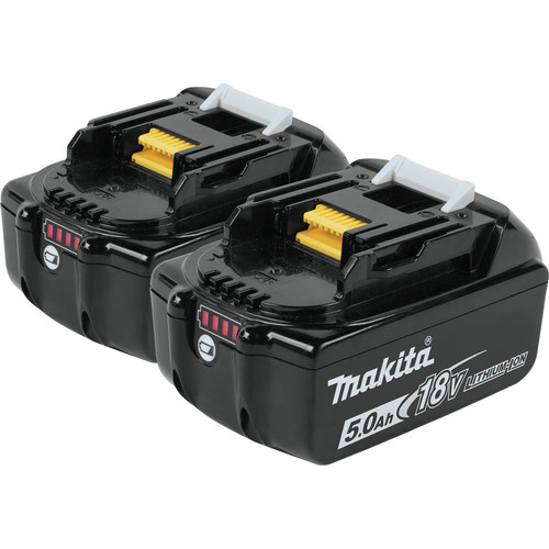 FREE Makita 18V batteries