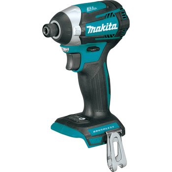 Makita XDT14Z LXT 18V Cordless Lithium-Ion 3-Speed Brushless 1/4 in. Impact Driver (Tool Only) image number 0