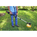 Mowox MNA2071 40V 12 in. Cordless String Trimmer Kit with (1) 4 Ah Lithium-Ion Battery and Charger image number 4