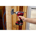 Milwaukee 2656-22CT M18 Lithium-Ion 1/4 in. Hex Compact Impact Driver Kit (1.5 Ah) image number 4