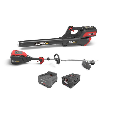 Snapper SXDCUB 82V Cordless Lithium-Ion Clean Up Bundle