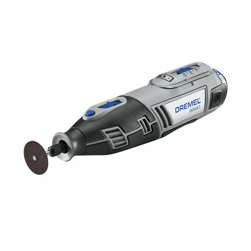 Factory Reconditioned Dremel 8220-DR-RT 12V Max Cordless Lithium-Ion Rotary Tool Kit with 1.5 Ah Battery Pack