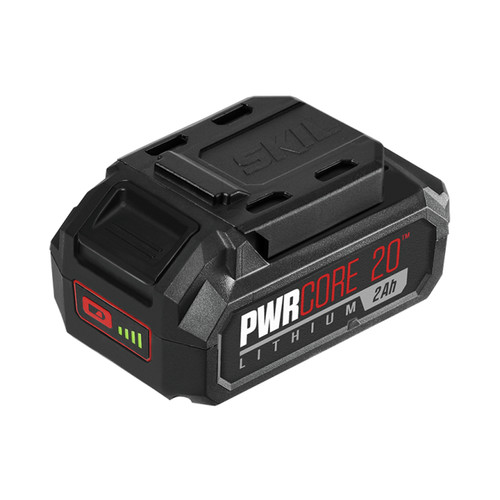 Skil BY519702 (1) PWRCore 20 20V 2 Ah Lithium-Ion Battery with PWRAssist Mobile Charging image number 0