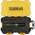 Dewalt DWMT73808 70-Piece Stackable 1/4 in. Multi-Bit and Nut Driver Set image number 1