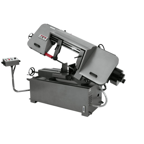 JET J-7060-4 440V Semi-Automatic Horizontal Band Saw