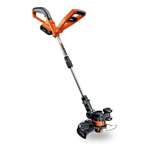 Worx WG155 20V Cordless Lithium-Ion 10 in. Straight Shaft String Trimmer / Edger