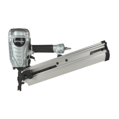 Hitachi NR90AEPR 21 Degree 3-1/2 in. Full Round Head Framing Nailer (Open Box)