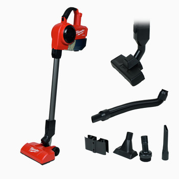 Milwaukee 0940-20 M18 FUEL Lithium-Ion Brushless Cordless Compact Vacuum (Tool Only)