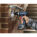Factory Reconditioned Bosch GSB18V-535CB15-RT 18V Lithium-Ion Brushless 1/2 in. Cordless Hammer Drill Driver Kit (4 Ah) image number 5