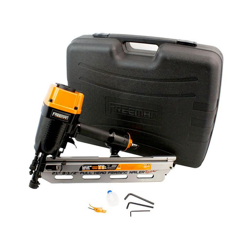 Freeman PFR2190 21 Degree 3-1/2 in. Full Head Framing Nailer image number 0