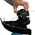 Makita XRU13Z 18V LXT Li-Ion Brushless Curved Shaft String Trimmer (Tool Only) image number 7