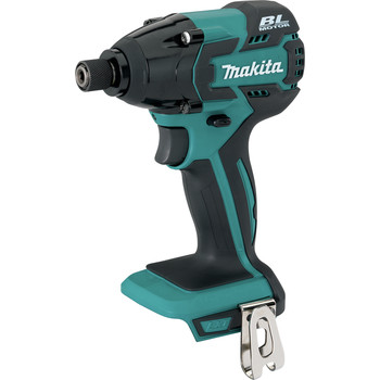 Factory Reconditioned Makita XDT08Z-R LXT 18V Cordless Lithium-Ion Brushless 1/4 in. Impact Driver (Tool Only) image number 0
