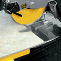 Dewalt D24000 10 in. Wet Tile Saw image number 25