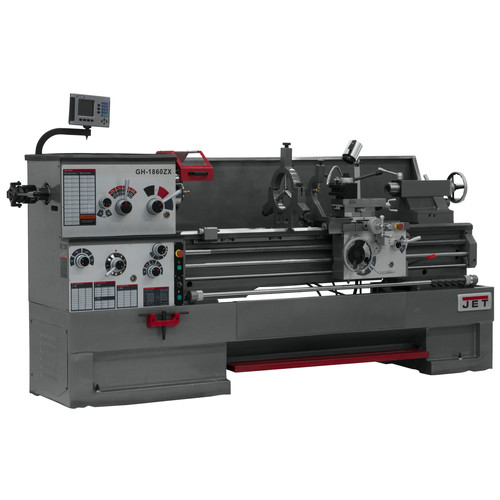 JET 321612 Lathe with 300S DRO and Taper Attachment image number 0