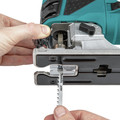 Factory Reconditioned Makita 4351FCT-R Barrel Grip Jigsaw with LED Light image number 4