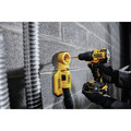 Factory Reconditioned Dewalt DCD709C2R ATOMIC 20V MAX Brushless Lithium-Ion Compact 1/2 in. Cordless Hammer Drill Kit image number 5