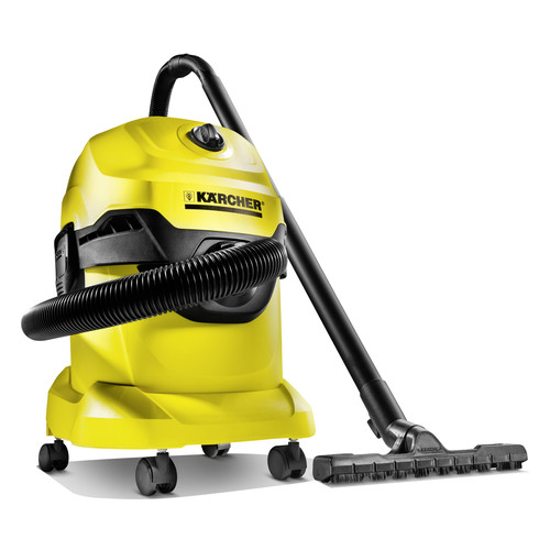 Karcher WD4 5.3 Gallon Wet/Dry Vacuum
