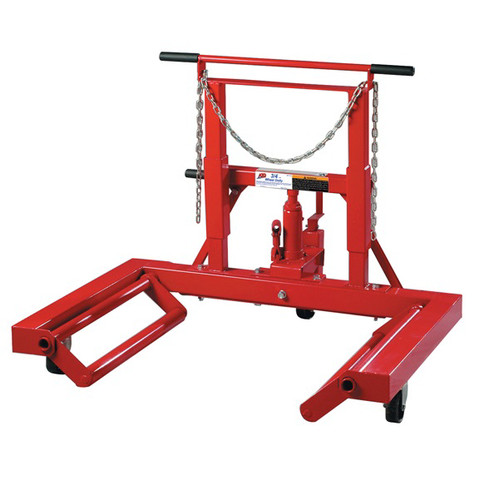 ATD 7227 3/4-Ton Hydraulic Wheel Dolly