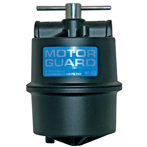 Motor Guard M60 Straight Through Sub-Micronic Compressed Air Filter