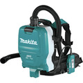 Makita XCV10ZX 18V X2 LXT Lithium-Ion (36V) Brushless 1/2 Gallon HEPA Filter AWS Capable Backpack Dry Dust Extractor (Tool Only) image number 1