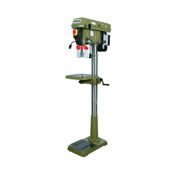 General International 75-165M1 17 in. Commercial Mechanical Variable Speed Floor Drill Press